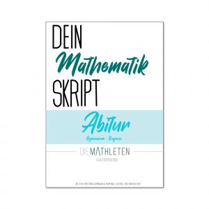 Dein Mathe Buch Abitur - Cover