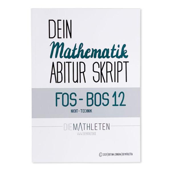 Produktfoto - FOS-BOS 12 Nicht-Technik (Bayern) - 12. Klasse