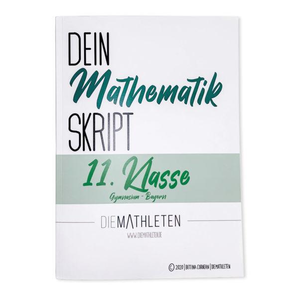 Produktbild 11. Klasse Q11 Gymnasium Bayern Skript - Deckblatt