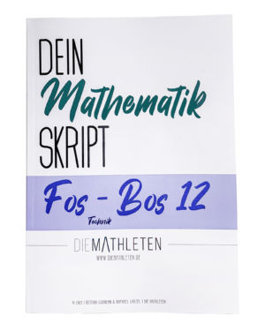 Abverkauf: alte Auflage – 12. Klasse FOS BOS 12 Technik Skript (Bayern)